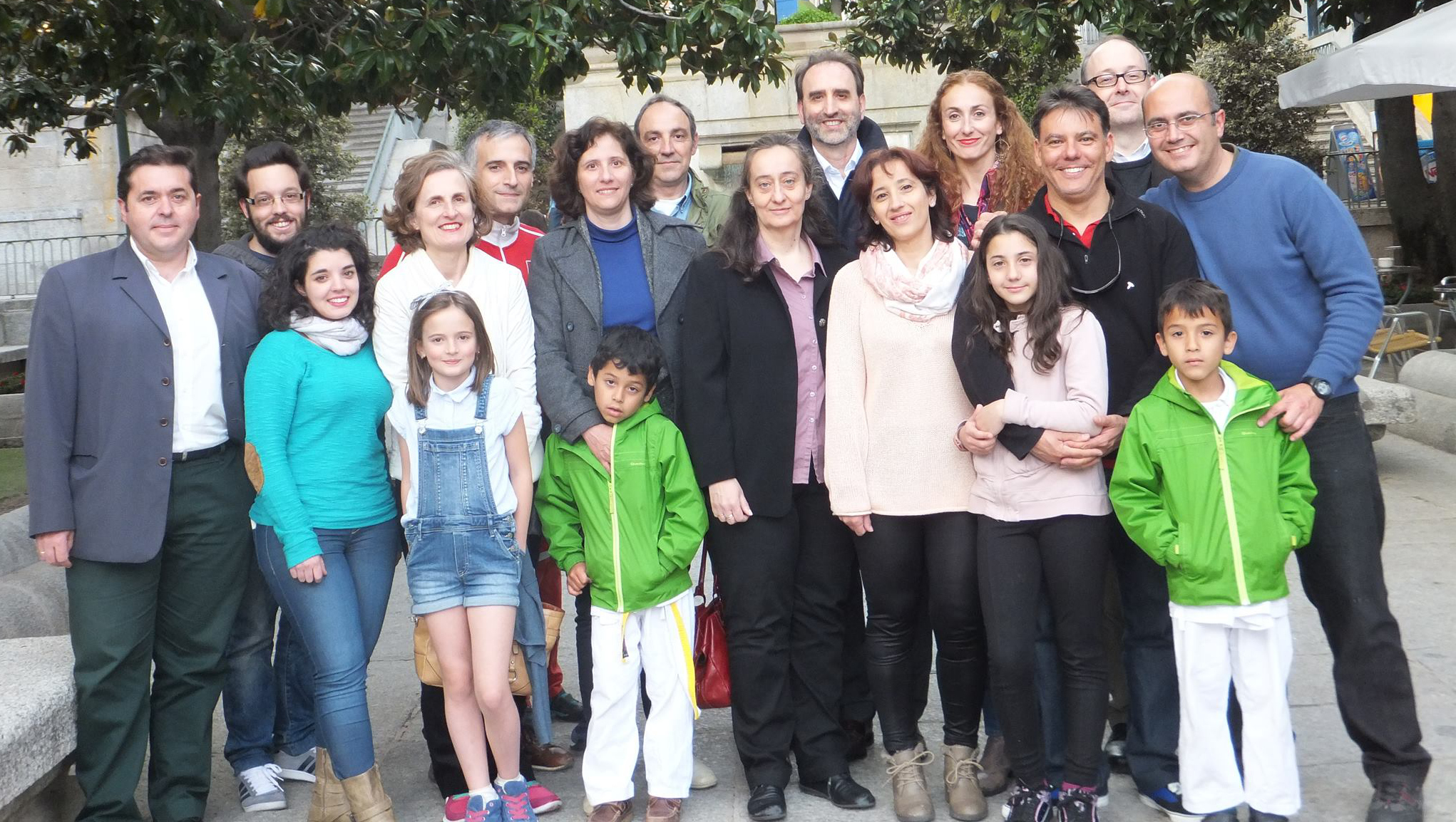 Foto Vecinos por San Lorenzo VxSLE