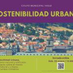 Primera jornada de sostenibilidad urbana - San Lorenzo de El Escorial