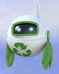 A.I.R-e, el Asistente Inteligente de Reciclaje de Ecoembes.