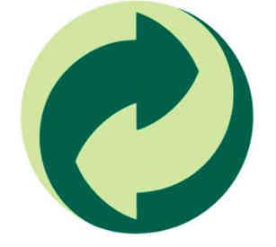Logotipo Empresas de Ecoembes en envases